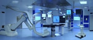 overview of hybrid operating rooms